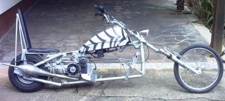Choppermofa muemi Tuning